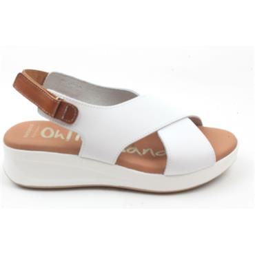 OH MY SANDAL 4573 LADIES SANDAL - WHITE