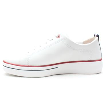 GABOR 46425 LACED SHOE - WHITE
