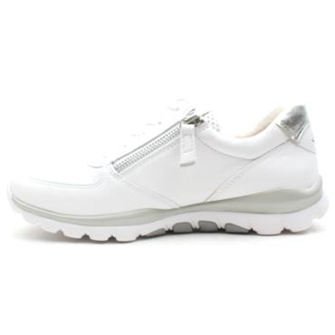 GABOR LACED SHOE 46968 - WHITE