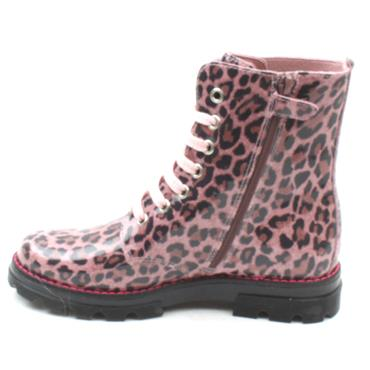 PABLOSKY 489771 LACED BOOT - PINK MULTI