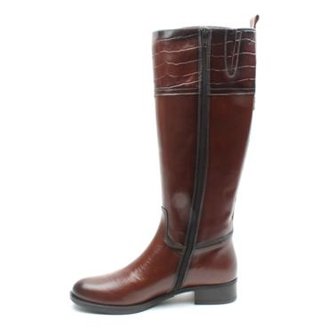 LUIS GONZALO 4935M KNEE HIGH BOOT - TAN