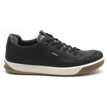 ECCO 501824 LACED SHOE - Black