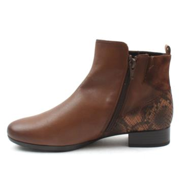 GABOR 52716 ANKLE BOOT - TANMULTI