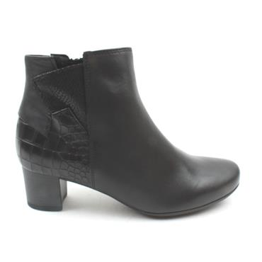 GABOR 52822 ANKLE BOOT - Black