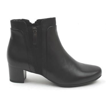 GABOR 52828 ANKLE BOOT - Black
