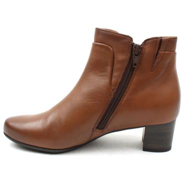 GABOR 52828 ANKLE BOOT - TAN