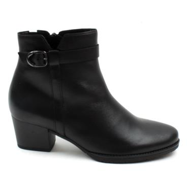 GABOR 52834 ANKLE BOOT - Black