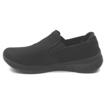 SKECHERS 52937 SLIP ON - Black