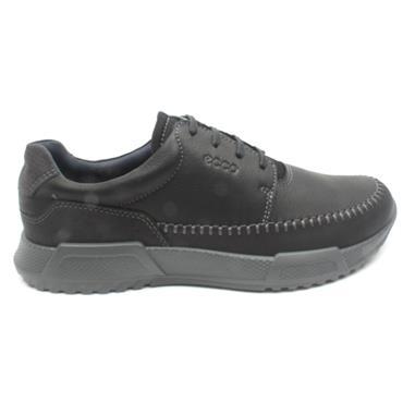 ECCO MENS 531324  SHOE - BLACK/BLACK