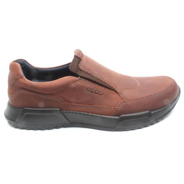 ecco mens slip on shoes