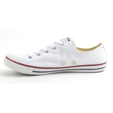 CONVERSE LADIES 537204 - WHITE