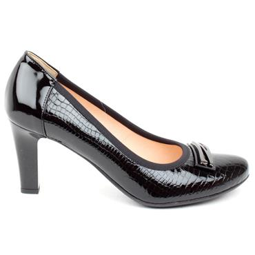 BIOECO 5402 COURT SHOE - Black