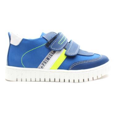 PRIMIGI 54110 VELCRO SHOE - BLUE