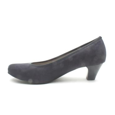 ARA 54220 LOW COURT SHOE - NAVY