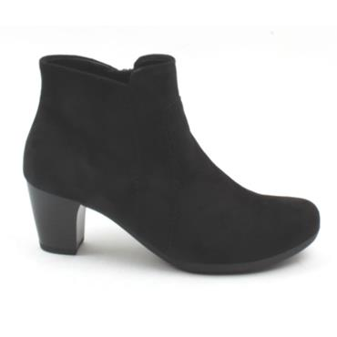 GABOR 55800 ANKLE BOOT - Black