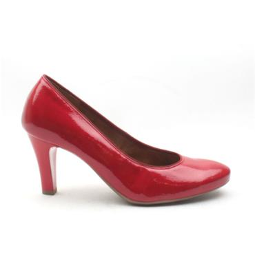 JENNY 56017 COURT SHOE - RED