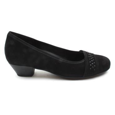 GABOR 56132 DRESS SHOE - Black
