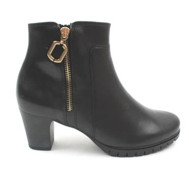 GABOR 56591 ANKLE BOOT - Black