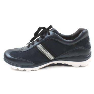 GABOR 56966 LACED SHOE - NAVY MULTI