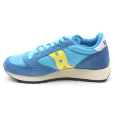 SAUCONY 60368 JAZZ LACED - BLUE YELLOW
