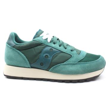 SAUCONY 60368 JAZZ LACED - GREEN