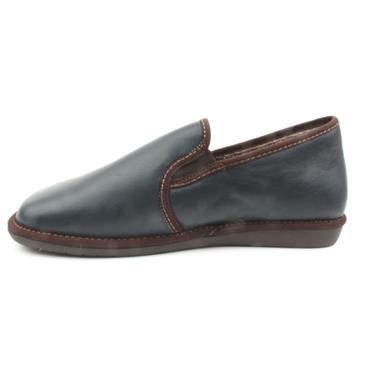 NORDIKA MENS 663 SLIPPER - NAVY