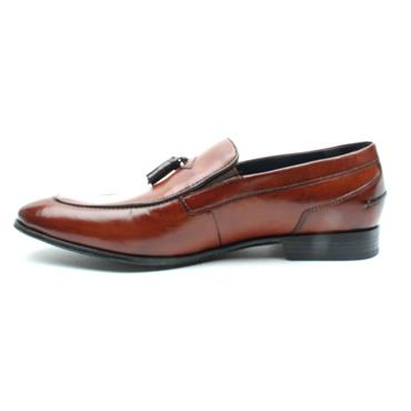 BUGATTI 66664 SLIP ON SHOE - Tan