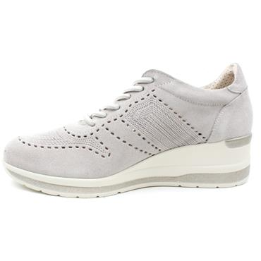 PITILLOS 6720 LACED SHOE - TAUPE