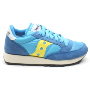 SAUCONY 70368 JAZZ LACED - BLUE YELLOW