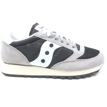 SAUCONY 70368 JAZZ LACED - GREY/BLACK