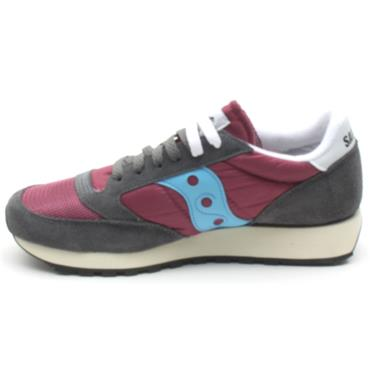 SAUCONY 70368 JAZZ LACED - Purple Grey