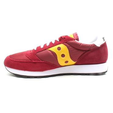 SAUCONY 70368 JAZZ LACED - WINE