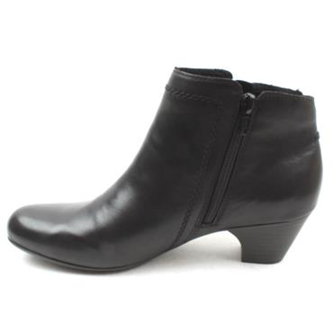 RIEKER 70551 ANKLE BOOT - Black