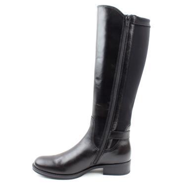 GABOR 71604 MEDIUM LEG KNEE HIGH BOOT - Black