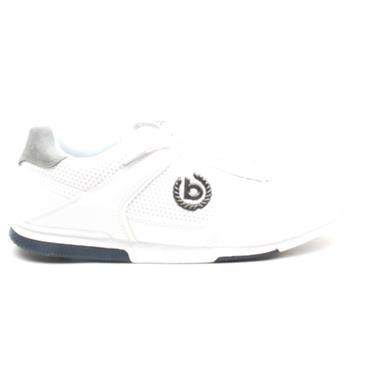 BUGATTI 73201 LACED SHOE - WHITE