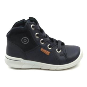 ECCO KIDS BOOT 754021 - NAVY
