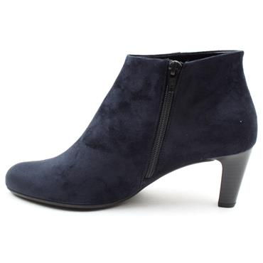 GABOR 75850 ANKLE BOOT - NAVY