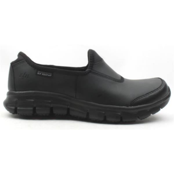 golondrina Departamento fusión  SKECHERS LADIES 76536EC SLIP ON - BLACK/BLACK | ShoeShop.ie | Cordners Shoes  | Ireland