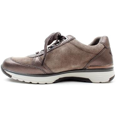 GABOR ROLLING SOFT SHOE, 76973 - TAUPE