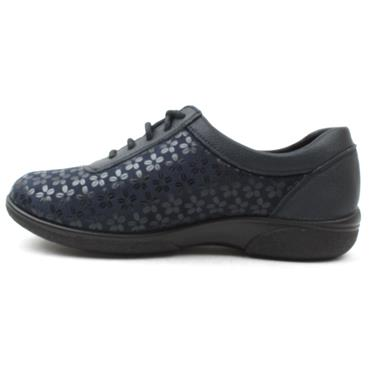 DB SHOE 78695 WHITNEY LACED SHOE - NAVY
