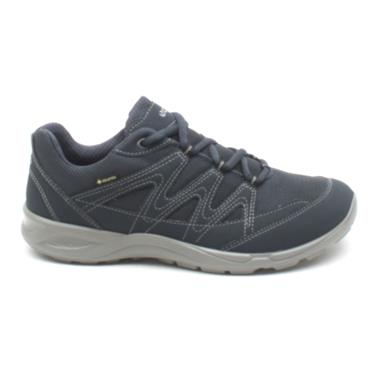 ECCO 825783 GORETEX LACED SHOE - NAVY