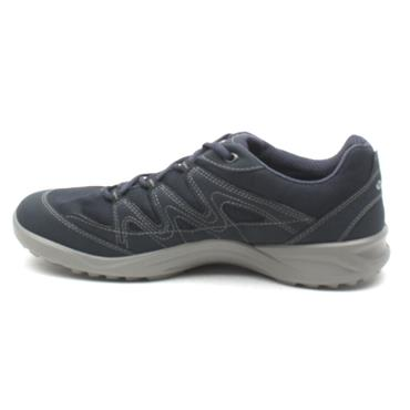 ECCO 825784 GORTEX LACED SHOE - NAVY