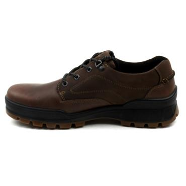 ECCO 831844 LACED SHOE TRACK 25 - TAUPE