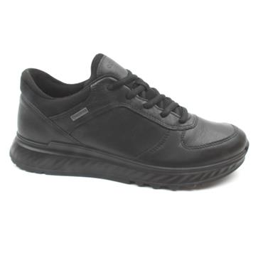 ECCO 835303 GORTEX SHOE - Black