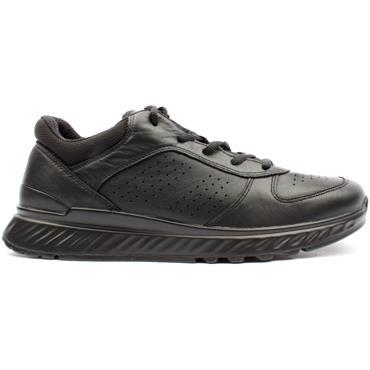 ECCO 835313 LACED SHOE - Black