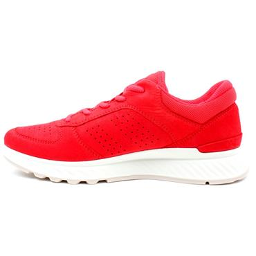 ECCO 835313 LACED SHOE - RED