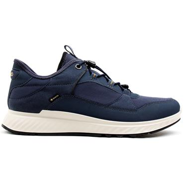 ECCO MENS 835334 GTX TRAINER - NAVY
