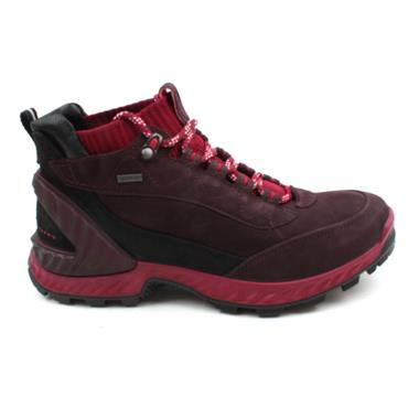 ECCO 840713 GORTEX LACED BOOT EXOHIKE - FIG