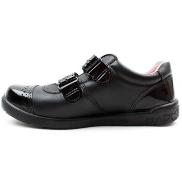 RICOSTA 8626100 SHOE - BLACK PATENT