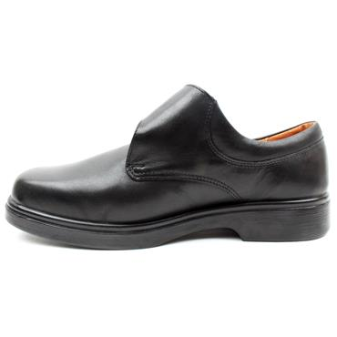 DB MENS SHOE 4E FIT 87038REECE - Black